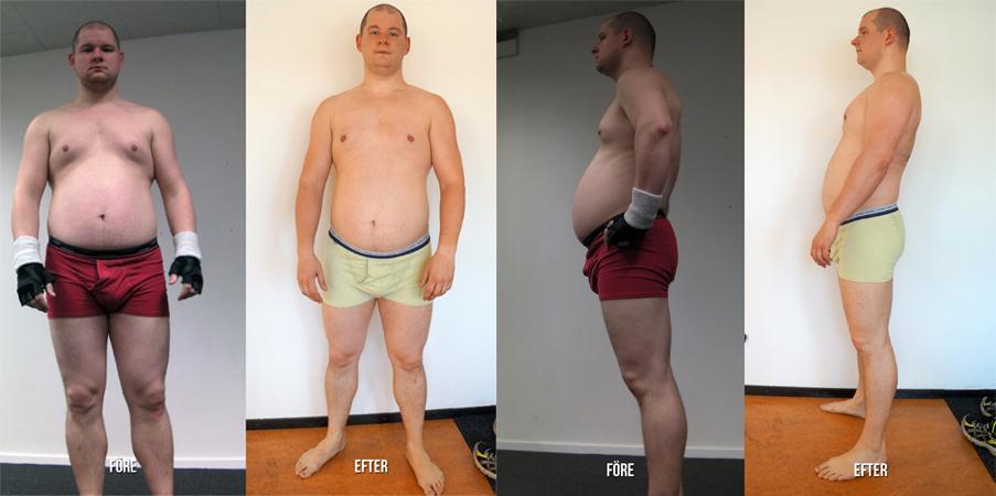 Tomas pt personlig träning gå ner i vikt livsstilsförändring västerås patrick rappnyårslöfte crossfit factor member 24
