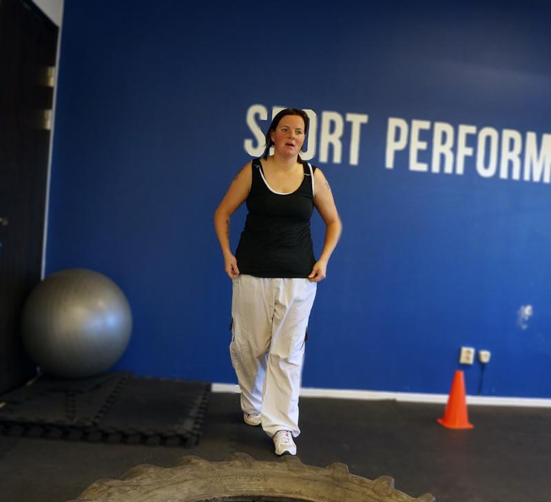 Träning gym västerås pt personlig träning hälsa jill