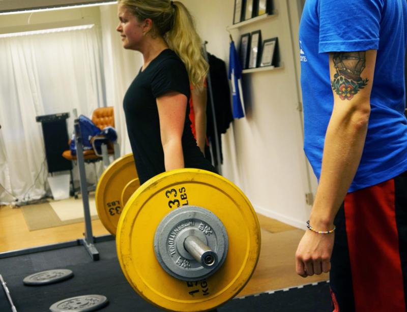 personlig träning i västerås gym västmanland pt löpning