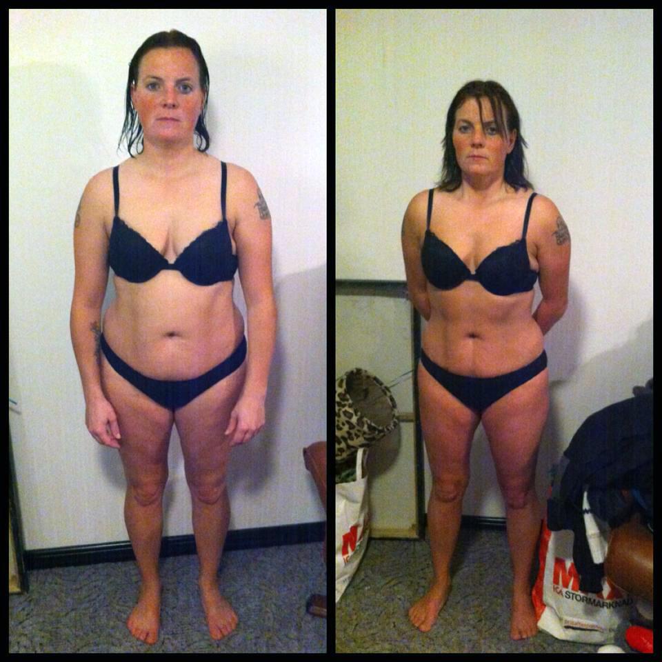 Går man ner i vikt av styrketräning