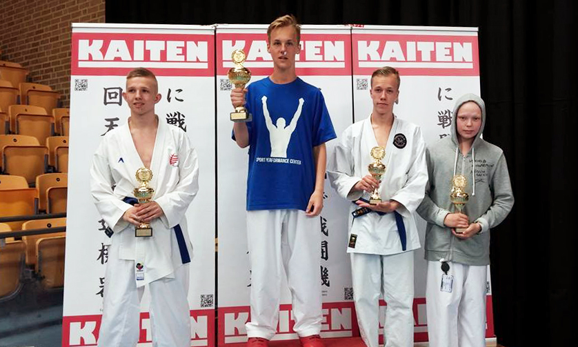 Kevin bushido open 2014 karate kumite shitoryu shito wado wadokai shotokan guld goju pt personlig tränare västerås