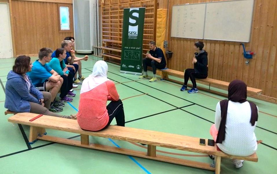 sesl sport education västerås köping patrick rapp maria nilsson hjärnvilja sport performance center pt personlig träning tränare factor member 24 sisu idrottsutbildarna västmanlands idrottsförbund