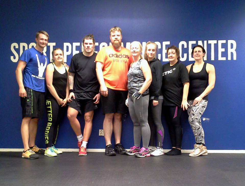 fyspass 2014 gruppträning västerås pt personlig tränare patrick rapp crossfit