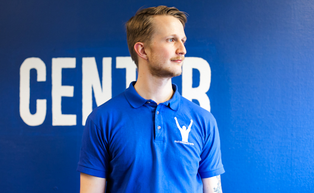 Patrick Rapp pt personlig tränare personal trailer personlig träning västerås västmanland fitness bodybuildning ironsport