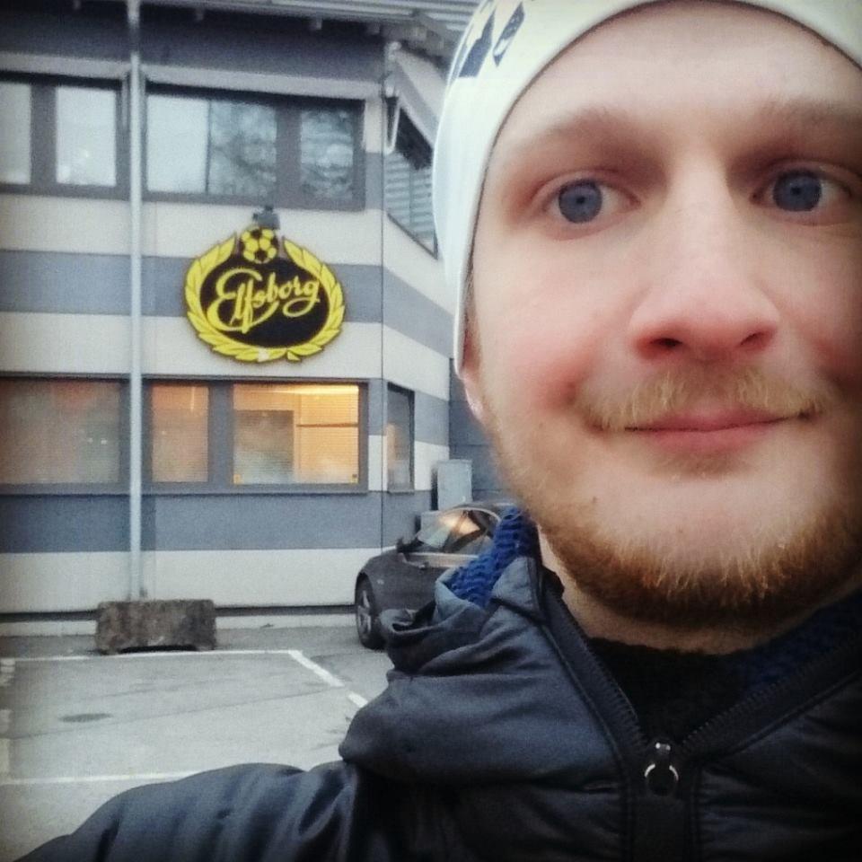 Elfsborg if fotboll anders svensson patrick rapp pt personlig tränar epersonal trainer västerås sport performance center fys hälsa factor functional fitness world class