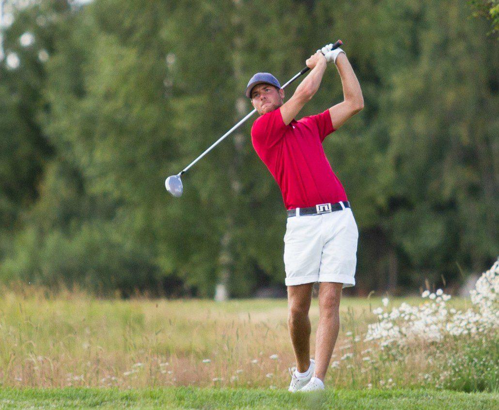 Filip Eckerborn golf sport performance center pt personlig tränare personlig träning patrick rapp golfare 24 world class factor functional gym skerike frösåker golfklubb