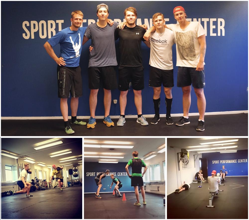 hockey vik grums patrick rapp ekbäck amnebrand pt 3d funktion member 24 malmqvist fysträning försäsong personal trainer västerås