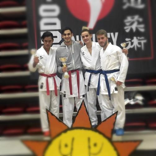 tomaz korkmaz karate fys kumite kata