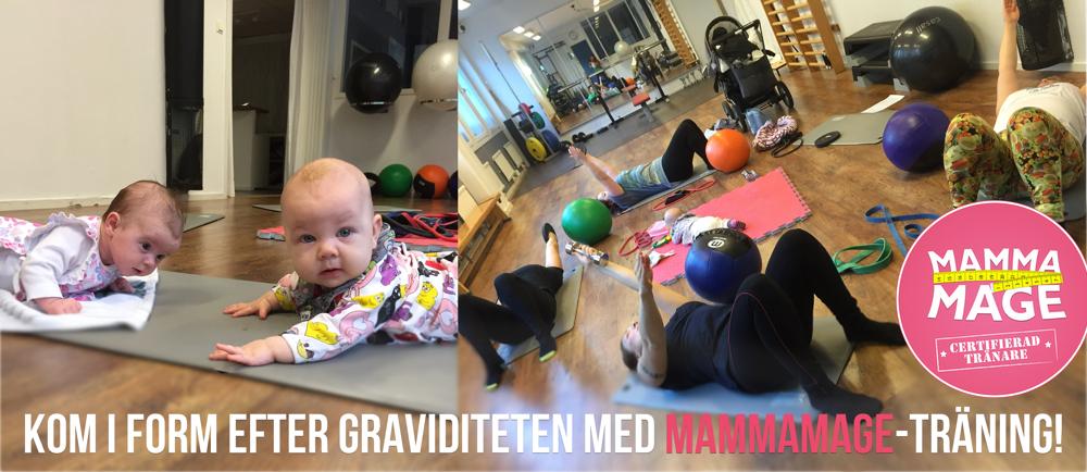 mammamage pt västerås personlig träning graviditetsträning gravid graviditet kom igång gå ner i vikt platt mage jannica swärd