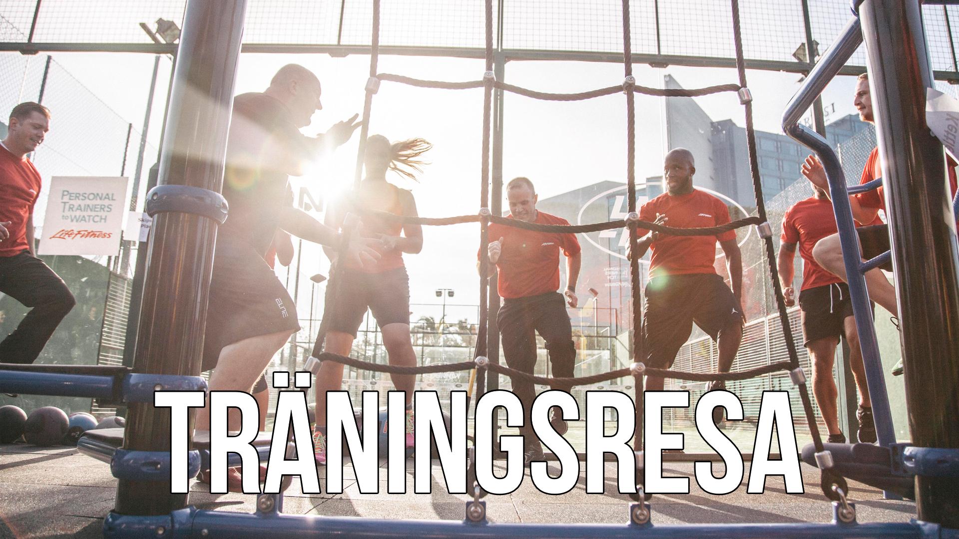 resa träning träningsresa kreta pt patrick rapp resia personlig träning tränare västerås hälsa diet crossfit