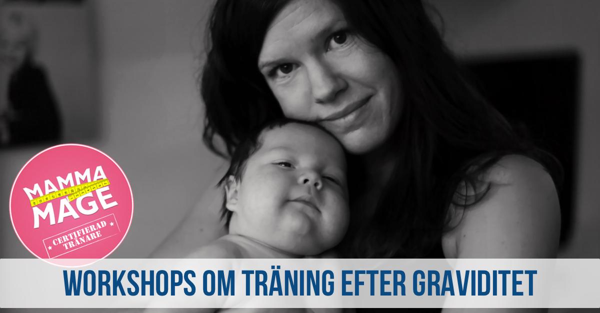 mammamage västerås jannica swärd mamma mage träning pt personlig tränare graviditet gravidträning