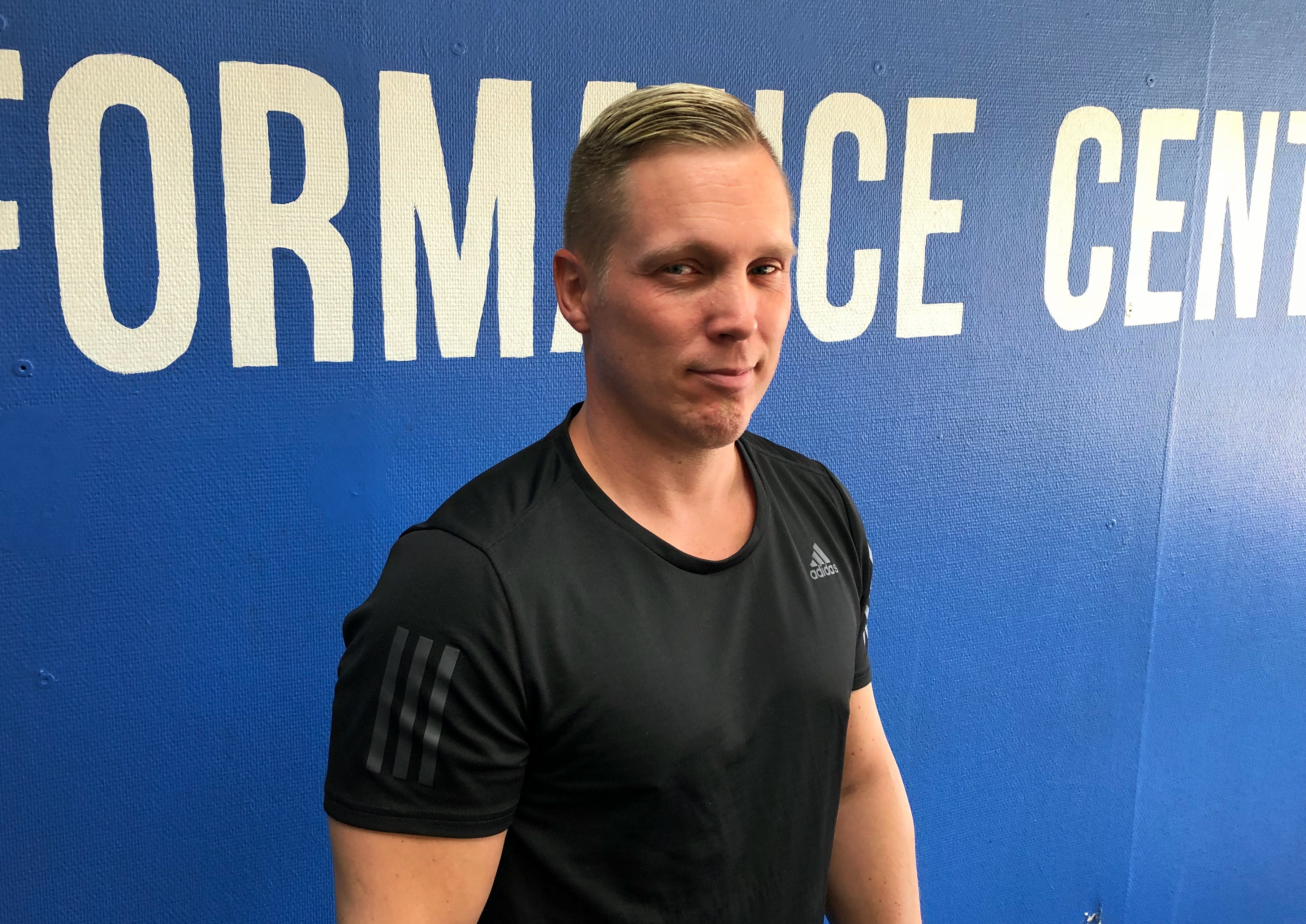 Personliga tränaren Pierre Sundin börjar jobba på Sport Performance Center i Västerås